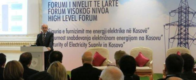 Energy sector is a challenge for Kosovo