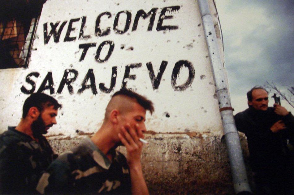 Part of BiH celebrates Independence Day