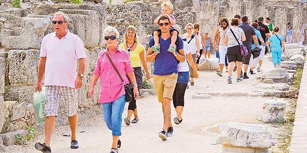 Russian tourists shun Turkey – Major drop in tourist arrivals