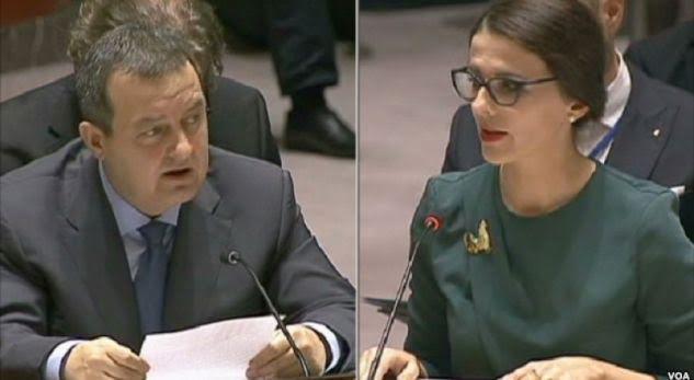 Kosovo and Serbia clash at the UN Security Council