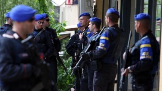 EULEX continues its operation against organized crime