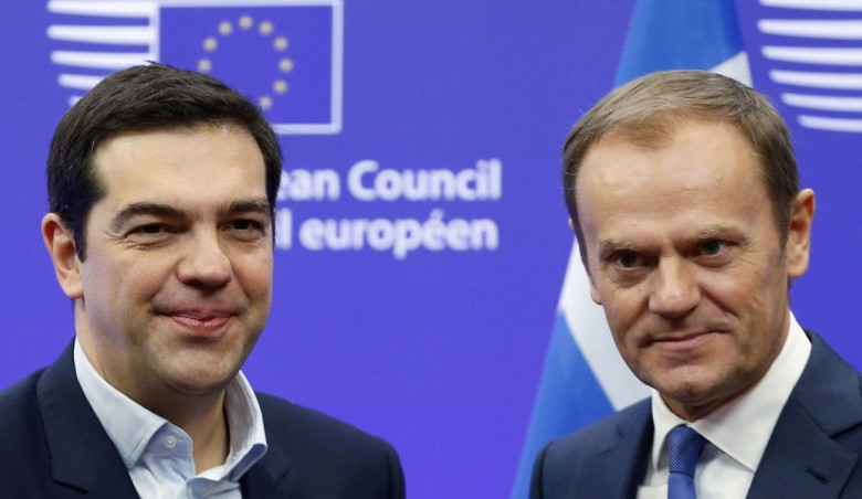 Tsipras calls for an extraordinary summit of the Eurozone