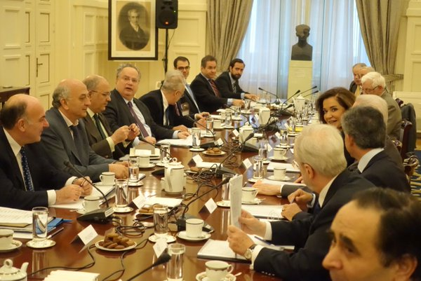 N. Kotzias convenes National Council on Foreign Policy