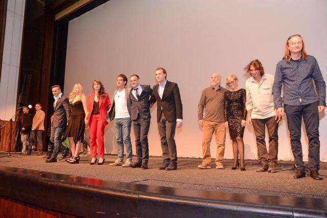 "Premier of the movie ""Lazarus"" shown in Skopje"