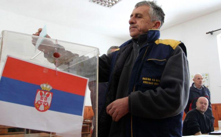 Around 50 thousand Serbs of Kosovo voted in the Serb elections