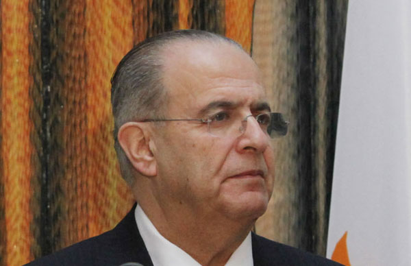 Cypriot Foreign Minister conveys concerns over talks to London