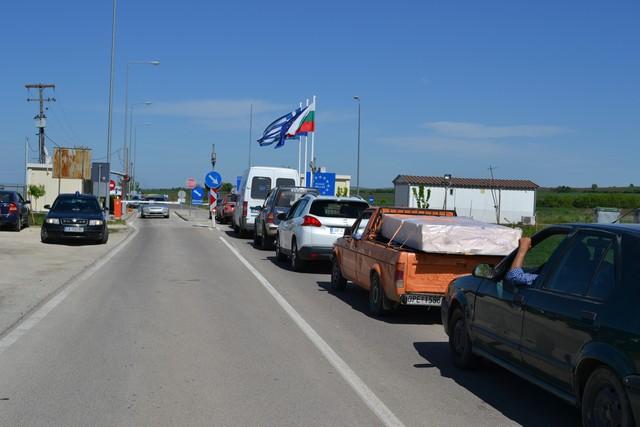 Bulgarian – Greek border blockade 'will lose tourist industry 50 million euro'