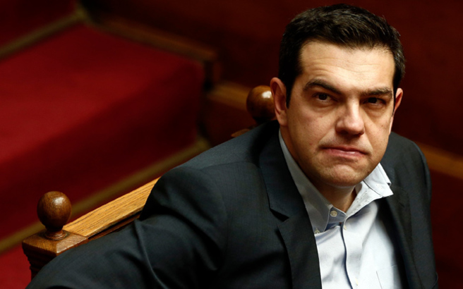 PM Tsipras says Greek views in bailout review talks are gaining vital support