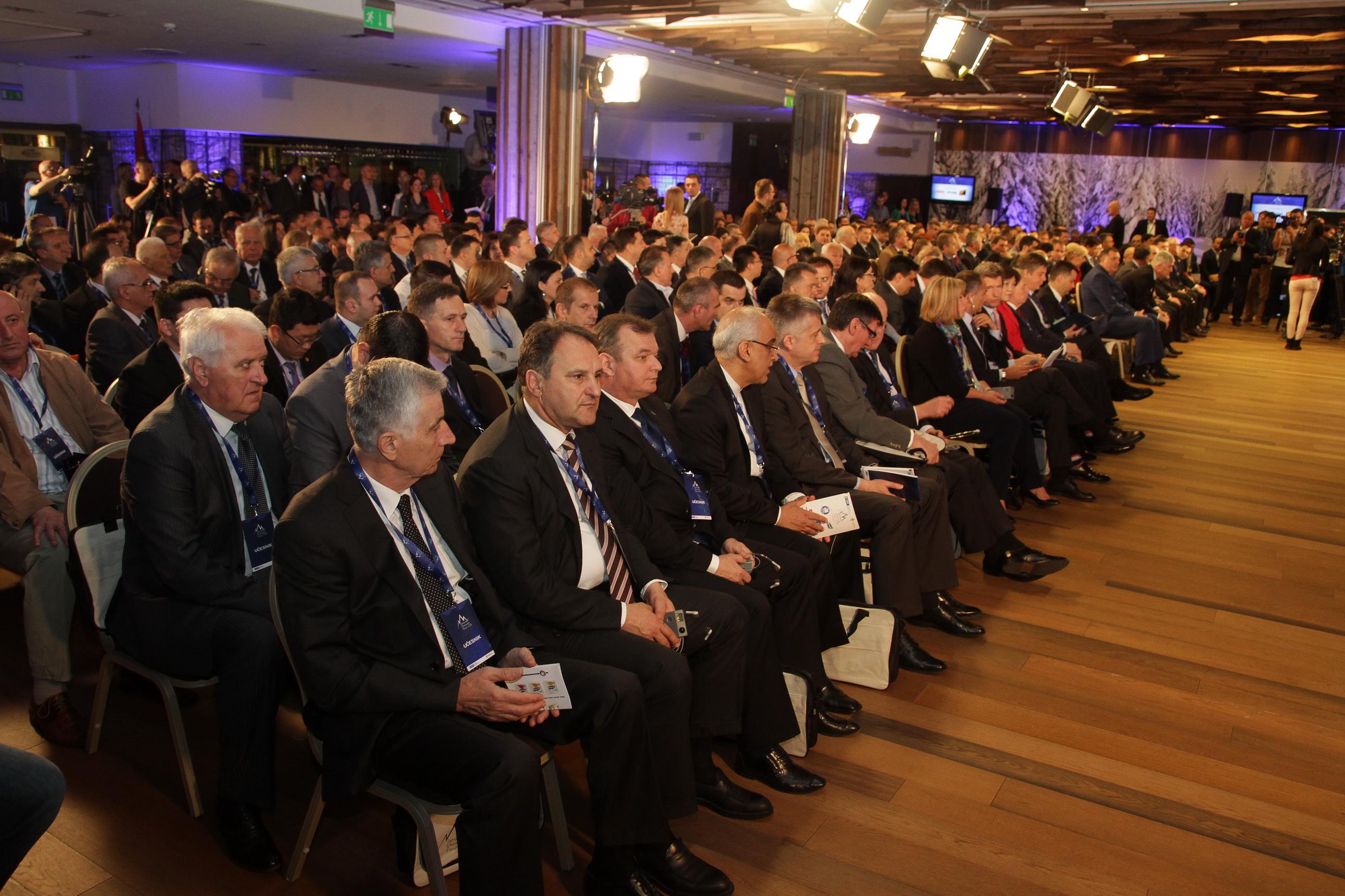 Jahorina Economic Forum gathered 400 participants