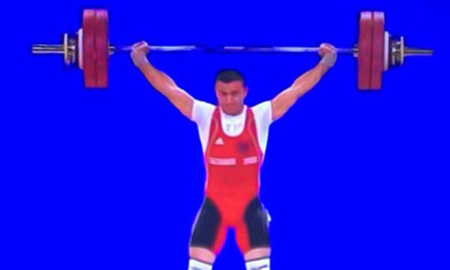 Weightlifting fails in the European Championship