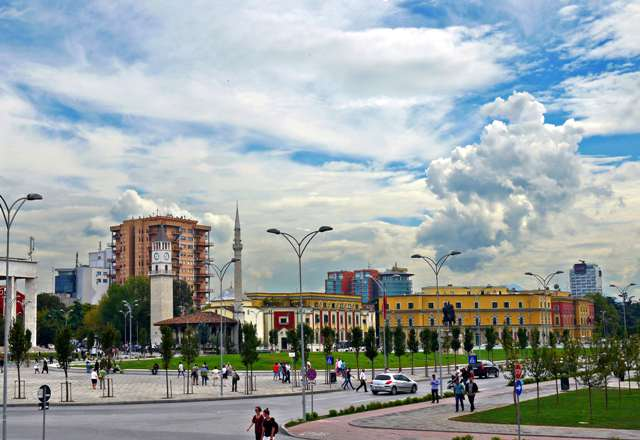 Tirana is among the last ones for the quality of living in Europe