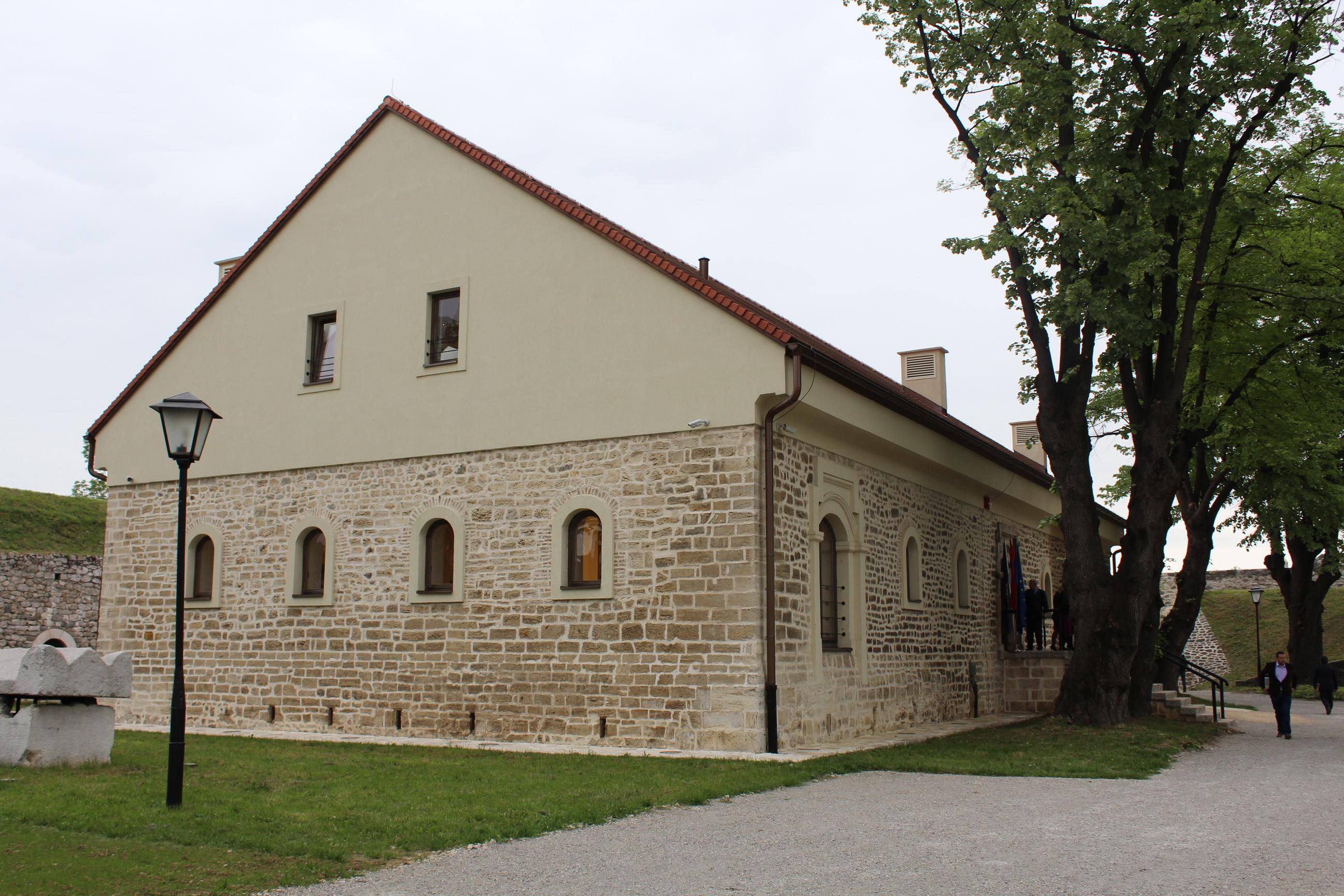Banja Luka symbol reconstructed