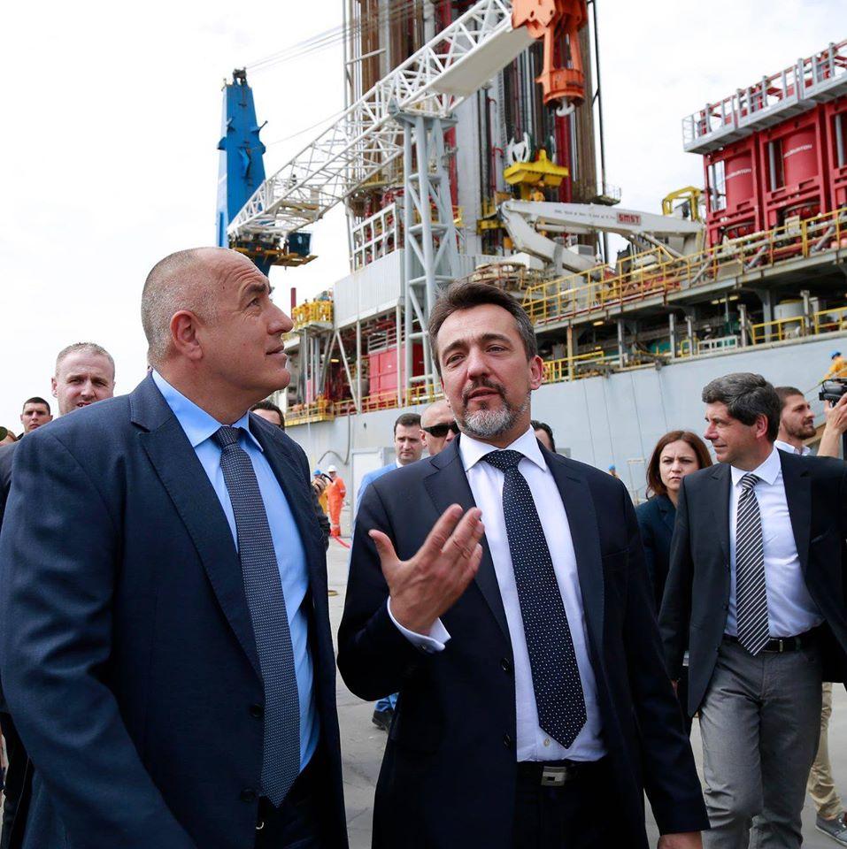 International consortium to begin drilling for oil, gas off Bulgaria's Black Sea coast