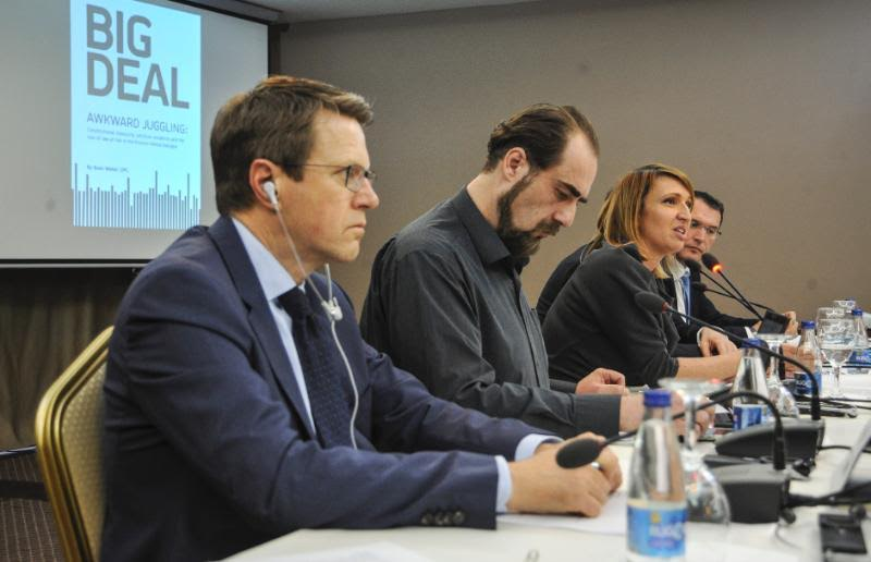 Confusion in the process of dialogue between Kosovo and Serbia