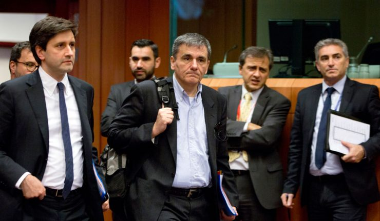 Athens dismisses need for additional measures as fears of political turmoil loom