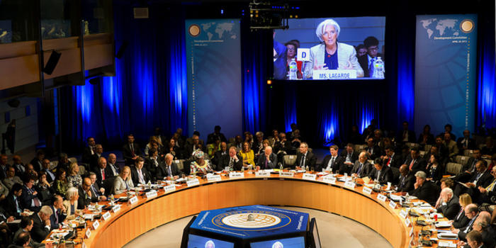 IMF unmoved from tough stance ahead of crucial Washington meetings