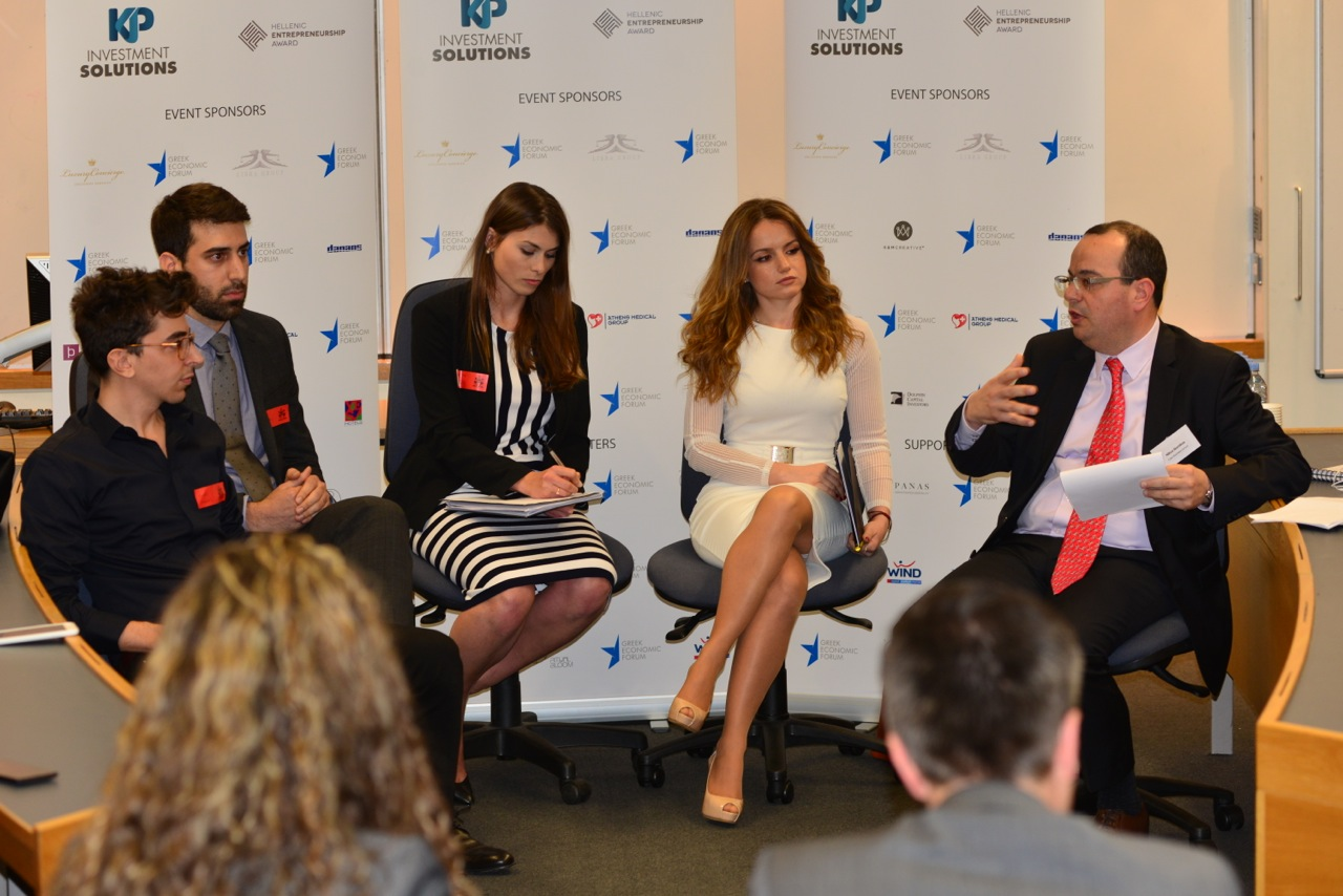Greek Economic Forum in London dissects Greece's potential for attracting investors