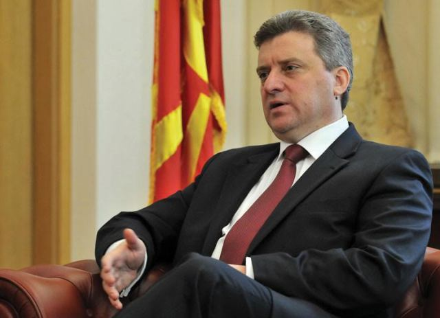 Ivanov calls on political parties to show maturity on 11 December
