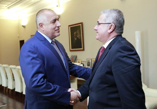 Turkey, Bulgaria pledge co-operation on migration, fighting organised crime