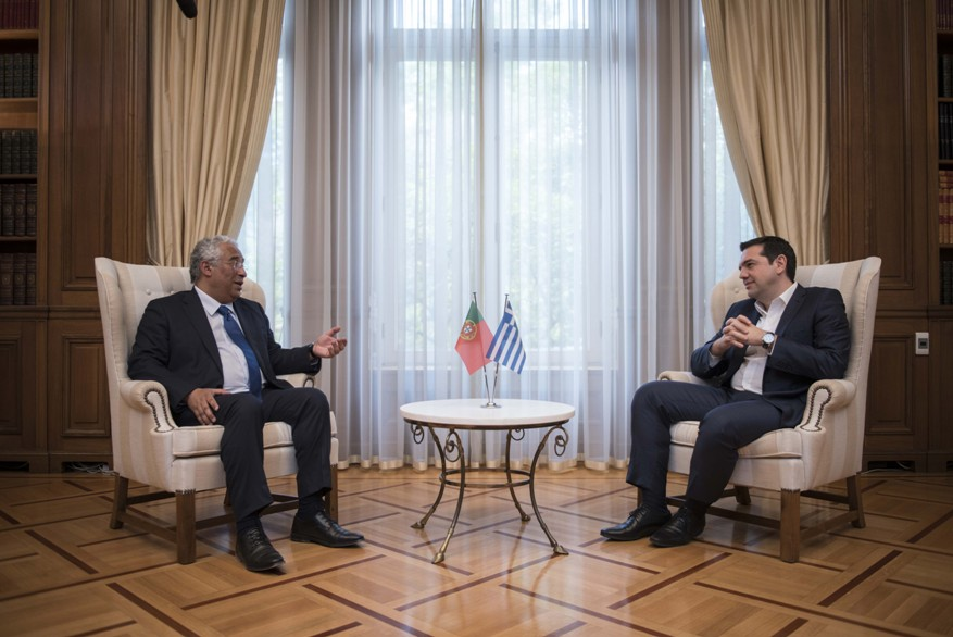 Tsipras – Costa issue joint declaration