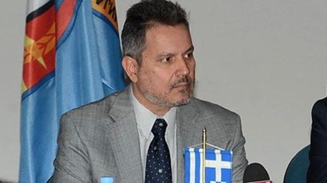 Greek ambassador sends a note of protest to the government of FYROM