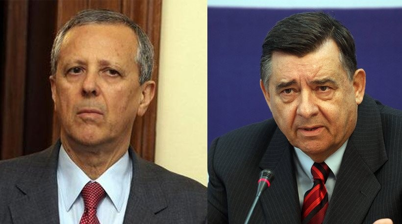 """Talks continue in the Centre, the Right gives """"birth"""" to new party – the """"National Unity""""."""