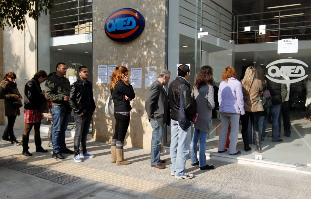 Unemployment rose to 24.4% in January