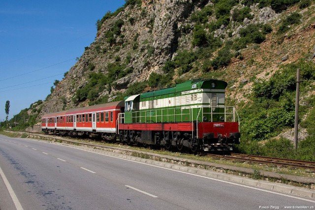 Greece wants railway connection with Albania