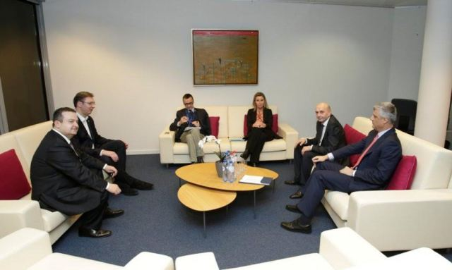The impact of talks between Kosovo and Serbia