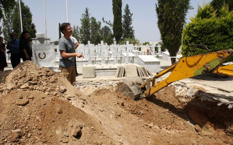 Remains of Greek Commandos identified in Cyprus