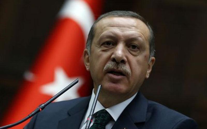 Erdogan denies rumors about his health