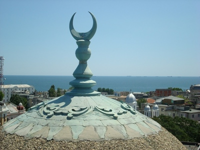 The mosque of discontent