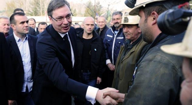 Vucic with territorial claims in Kosovo, government and opposition react