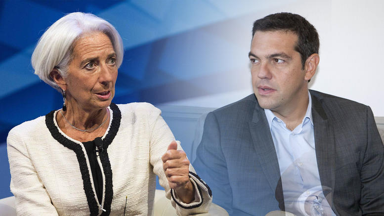 Lagarde issues harsh retort to Tsipras' letter