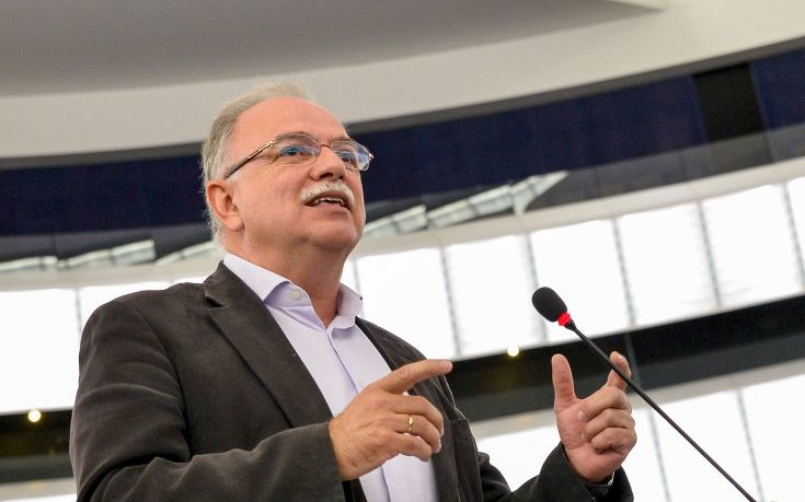 Papadimoulis asks for Schultz's intervention on the evaluation