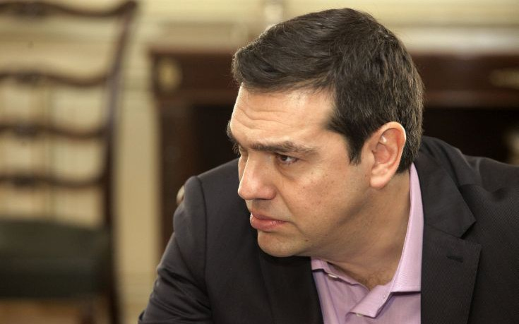 """Tsipras: """"It's time to design the governance strategy of the Left, with the horizon of Greece 2021"""""""
