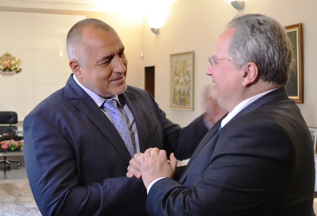 Greece and Bulgaria – anchor of stability and security for South-East Europe, Kotzias – Borisov stress