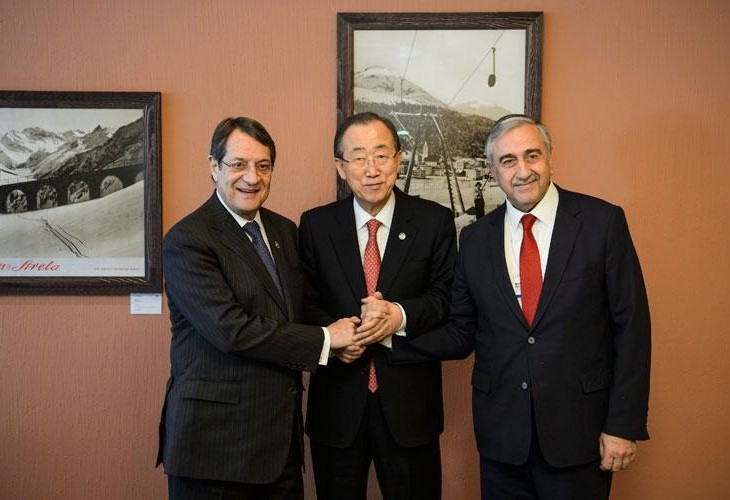 Anastasiades returns to negotiating table after Constantinople events
