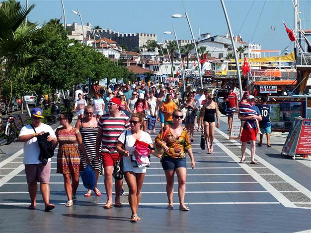 Tourism of Turkey in crisis
