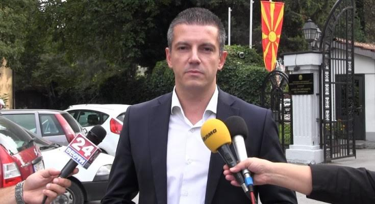 Macedonian opposition demands a technical government and then an election date