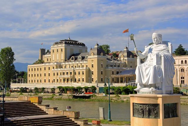 """Public Prosecution launches an inquest on """"Skopje 2014"""" project"""