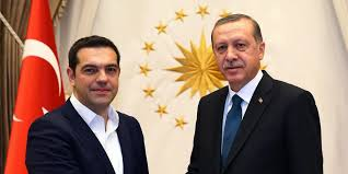 Alexis Tsipras in Istanbul for the World Humanitarian Summit