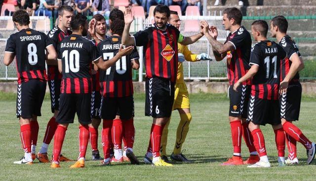 Vardar wins the league title
