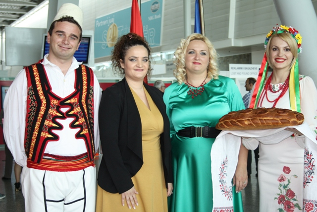 PHOTO&VIDEO/Ukrainians choose Albania as their holiday destination