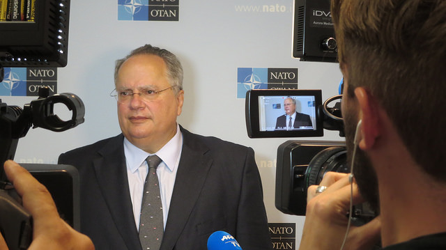 Kotzias: Intensification of the NATO-Russia Council dialogue