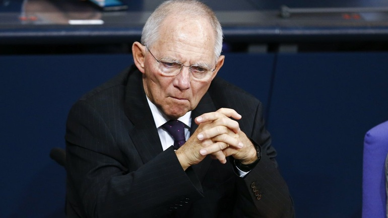 Schaeuble: There will not be a new greek crisis