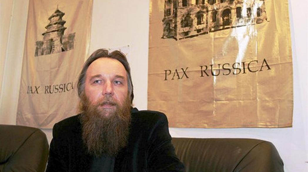 Aleksandr Dougin was detained for a few hours in Thessaloniki