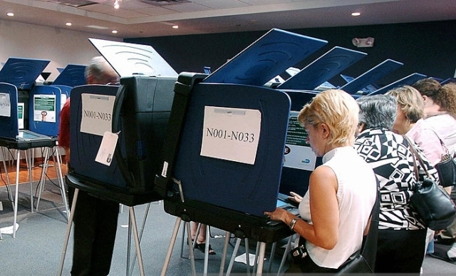 Will electronic voting take place in Albania?
