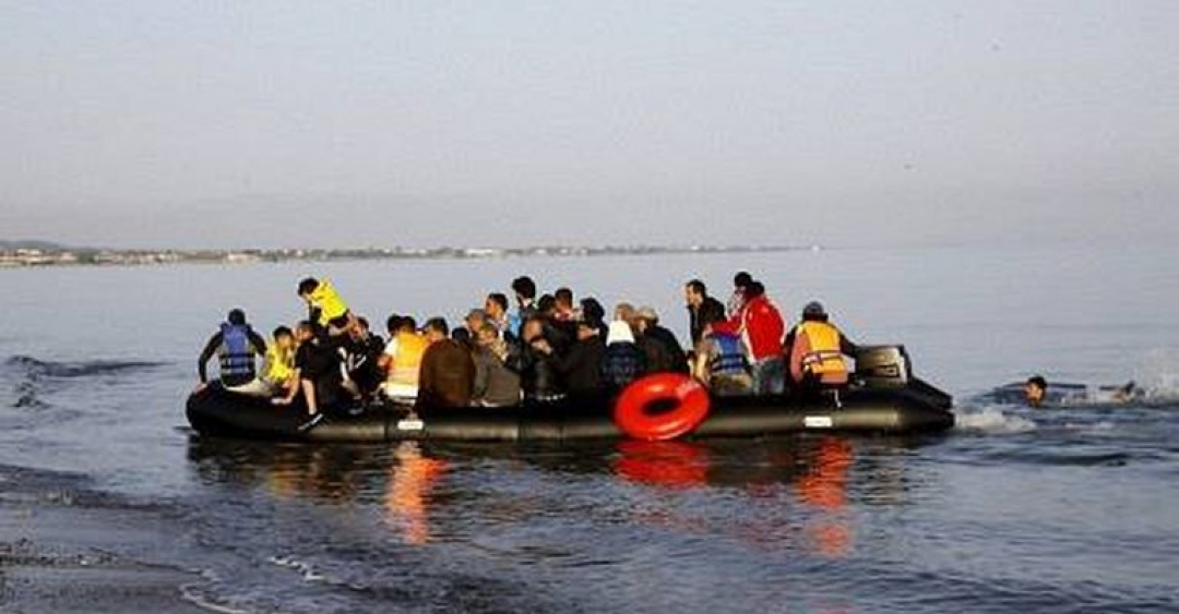 Europol-Interpol: Refugee traffickers made over EUR 5 bn in 2015