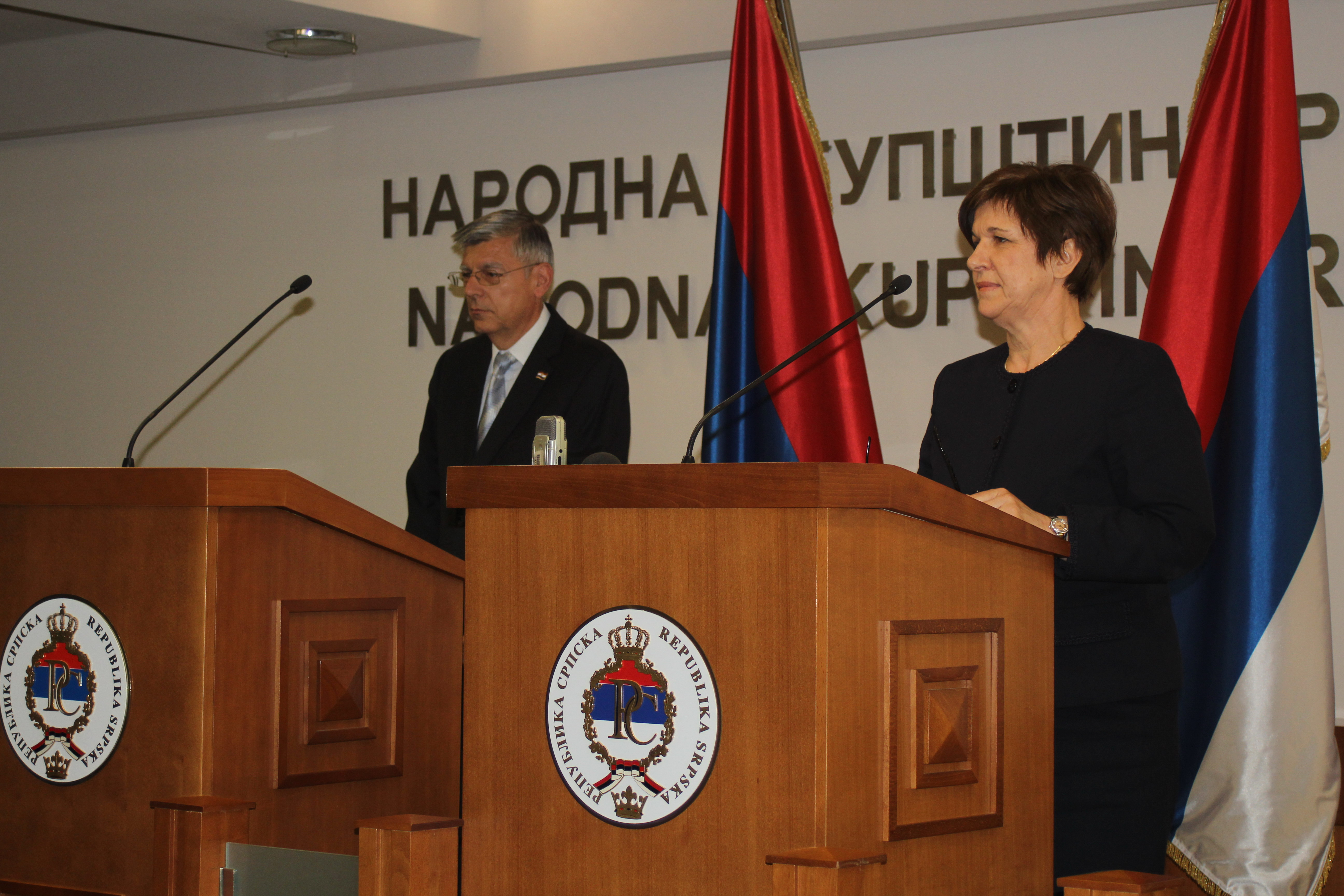 Croatian Parliament delegation visit to RS marked by incident